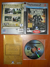 Brothers in Arms Road to Hill 30 PlayStation 2 / PS2 / PStwo Pal-España COMPLETO
