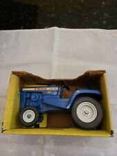 Vintage Ertl Ford Tractor Lawn And Garden  In the original Box