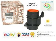GENUINE RENAULT AIR FLOW METER TRAFIC II 1.9 DCI 2.5 DCI 5WK9620Z 7700109812 NEW