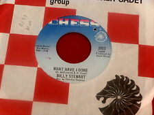 BILLY STEWART~WHAT HAVE I DONE~NEAR MINT~TELL ME THE TRUTH~~ NORTHERN SOUL 45