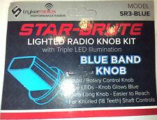 Stryker Star-Bryte SR3 Blue LED Lighted Band Knob Kit