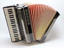 Fisarmonica Zupan Alpe V EA, mozzicone Toni, molto rara, in Top condizione originale!