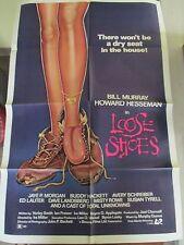 Vintage 1 sheet 27x41 Movie Poster Loose Shoes 1980 Bill Murray Howard Hesseman