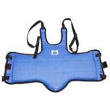 Taekwondo Body Protectors Reversible Chest Vest Guards XS S M L XL TKD MMA Light