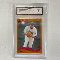 2020 Topps Archives Baseball Alex Rodriguez #264 Texas Rangers - GMA Mint 9
