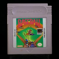 Baseball - Nintendo Gameboy Game Boy GB AUTHENTIC / US SELLER 1989