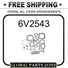 6V2543 Gasket Kit All Other Arrangements 6V0230 for Caterpillar (Cat)