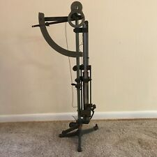 Antique Alfred Suter Co. Textile Engineer Scale / Measuring Device Instrument