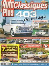 AUTO PLUS CLASSIQUES 22 403 CABRIOLET BERLINE MATRA MURENA CX 2000 SUPER TYPE E