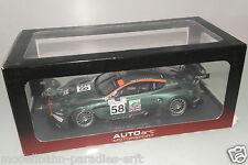 AUTOart 1:18 80506 Aston Martin dbr9 24 HRS #58 Le Mans 2005 OVP (eh3141)