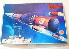 Thunderbirds vintage Bandai Thunderbird 3 Modèle Kit 0536187 Entièrement neuf dans sa boîte du Japon 1983