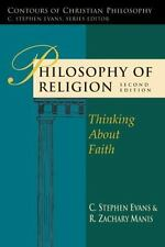 Contours of Christian Philosophy: Philosophy of Religion : Thinking about...