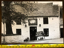 Tabloid Paper Original Press Photo 1978 The Ram Inn Mentioned at Court
