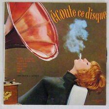 Pochette Tabac 45 tours John Francis et les Relax
