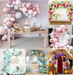 Balloon Garland Arch Kit Set Birthday Wedding Baby Shower Balloons Party Decor