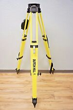 Dutch Hill Heavy Duty Tripod for GPS  Robotic  Total Station RTK Trimble Leica