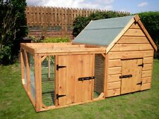 Dog Kennel and RUN for Medium Dog/Large Dog - Quality