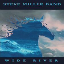 STEVE MILLER BAND ~ WIDE RIVER NEW SEALED CD