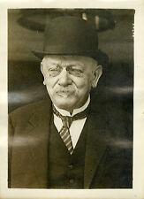 """Mr Jules CAMBON Ambassadeur de France 1932"" Photo originale G. DEVRED /Agce ROL"