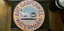 Art Garfunkel Watermark record promotional standee