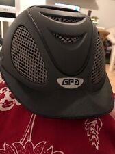 GPA Speed Air Carbon Reithelm, Größe 60 cm/ 61 GPA größe