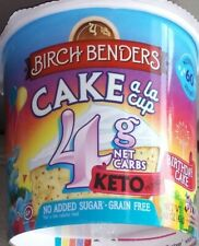 Birch Benders A La Cup Keto Cake Mix (Pack of 3)