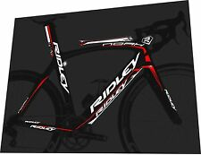 RIDLEY Noah Fast 2014 Frame Sticker / Decal Set