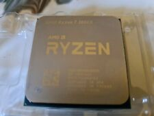 AMD Ryzen 7 3800x 3.9GHz 8  - ONLY Processor