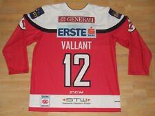 Shirt Trikot Ice Hockey Ice Sport Klagenfurt Vallant 12 Size Xl