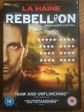 REBELLION ~ 2011 Matthieu Kassovitz French War Film   UK DVD