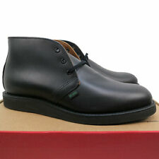 New!!! Size 9.5 D - Red Wing 9196 - POSTMAN CHUKKA BLACK CHAPARRAL Boots - USA