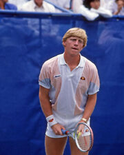 Tennis Champion BORIS BECKER Glossy 8x10 Photo Print Poster