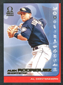 2000 Pacific Omega AL Contenders Inserts #1-18 Finish Your Set, You Pick