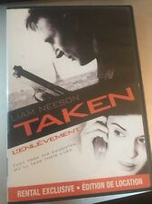 Taken (DVD, 2009) Canadian
