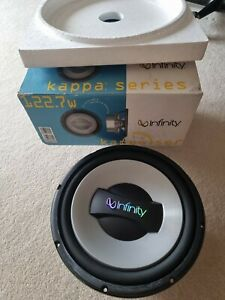 Infinity Kappa Series 12inch Subwoofer
