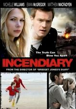 Incendiary NEW WS DVD  Michelle Williams, Ewan McGregor, Matthew Macfadyen