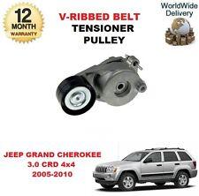 pour Jeep Grand Cherokee 3.0 CRD 4x4 ALTERNATEUR Poulie Tendeur Courroie