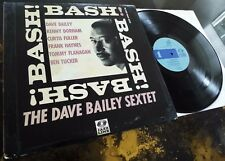 The Dave Bailey Sextet / Kenny Dorham - Bash! **Original US Jazz Line DG LP**