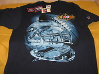 SUPER BOWL XXXII San Diego California  VTG 1998 NFL Football T-Shirt New! NWT LG