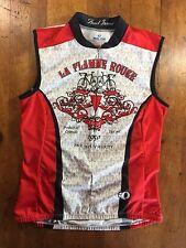 Pearl Izumi Select Series La Flamme Rouge Merlot Cycling Jersey Women's Small