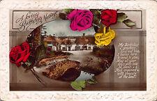 Myrtle & Wilf - Renee Watson, 5 Gordon Rd. Rosherville, Northfleet 1910 CB71