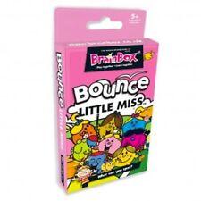 Green Board Games 90091 Brainbox Bounce Little Miss Game