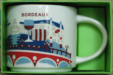 Starbucks You Are Here YAH City Mug Bordeaux France, 14 oz neu mit SKU, OVP