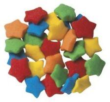Bright Stars Quins - Edible Cupcake & Cake Sprinkles - 8 oz
