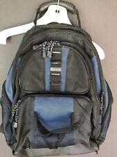 """Targus Black Blue 15.4"""" TSB215 Sport Notebook Backpack"""