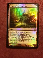 Grove of the Guardian  Foil  MTG (see scan)