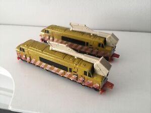 2 ERTL Thomas  The Tank Engine & Friends DIESEL 10 dated 2001