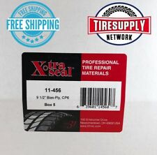 """11-456 XtraSeal Bias Ply Repair (9 1/2"""") (Box of 5) CP6 USA Tire Patch Plug"""
