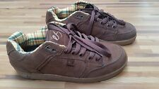 Es International Men's Norton Skate Shoes Brown Size 7.5