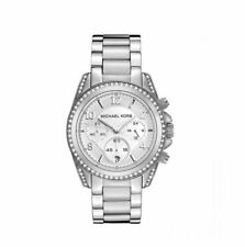 Stainless Steel Case Date Indicator Wristwatches